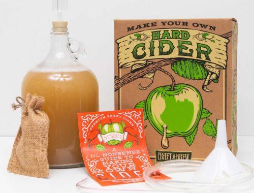 hard apple cider kit