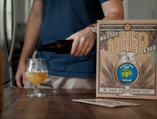 How much is a beer kit