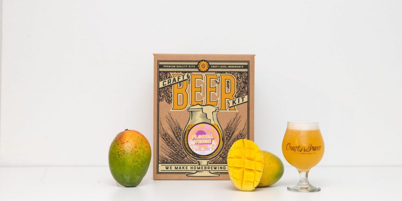 Home Beer Brewing Kit Instructions - How To Brew WIth Fruit